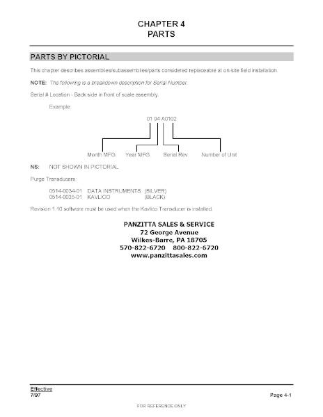 Snap-on ACT-3340 REV A Parts – Panzitta Sales & Service