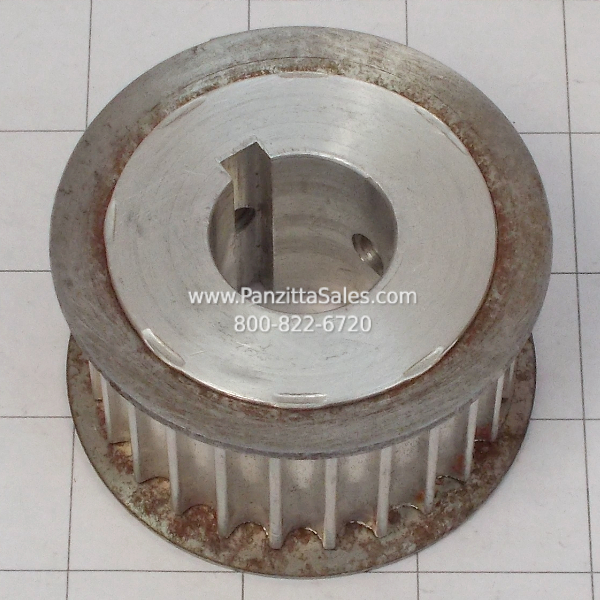8342 Timing Pulley Flanged Panzitta Sales Amp Service